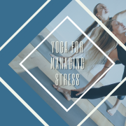 Yoga for managing stress
