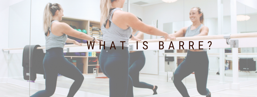 What is Barre?